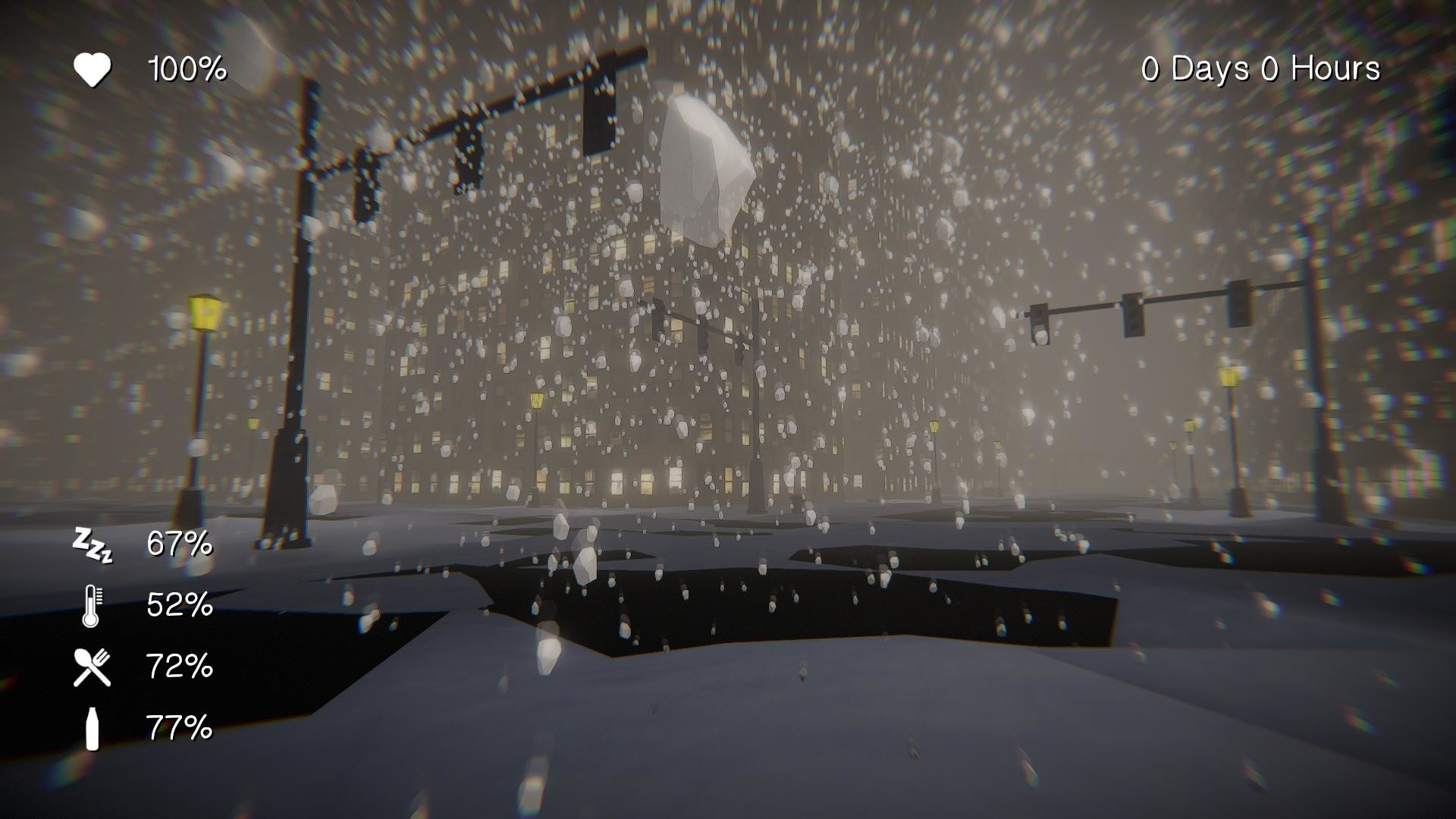 Cold Wind screenshot