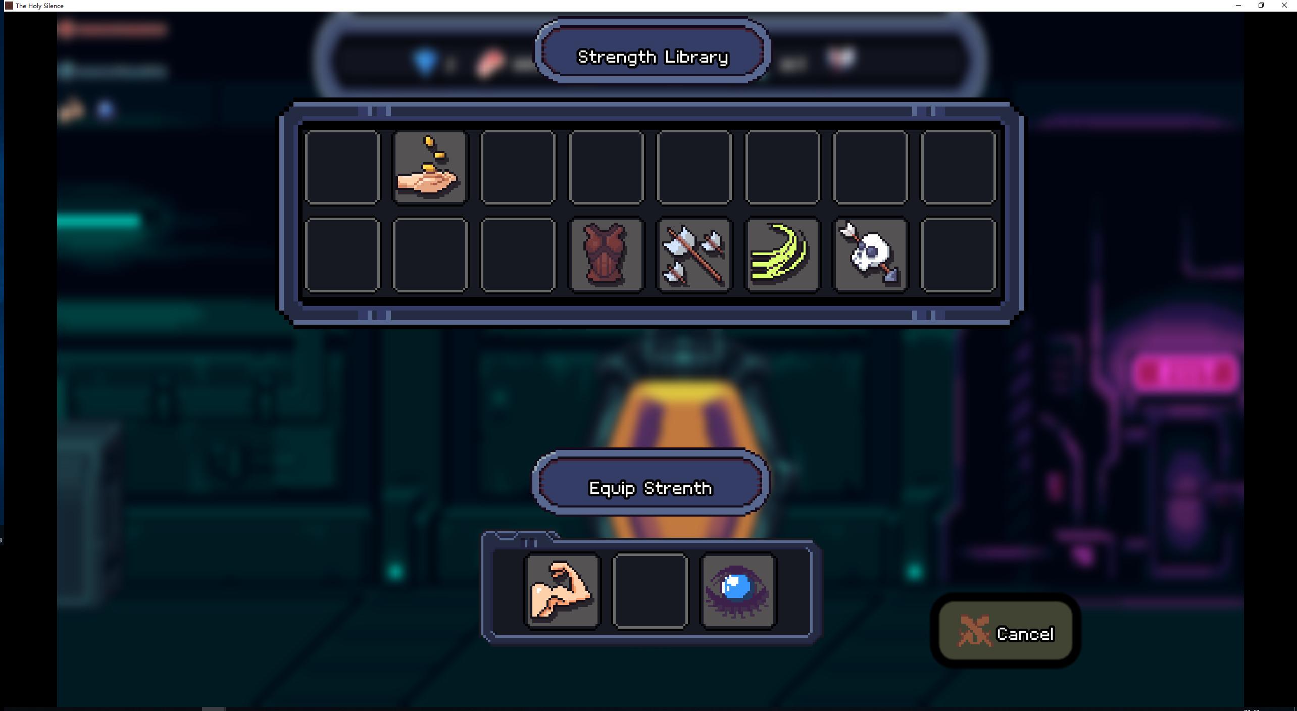 The Holy Silence screenshot