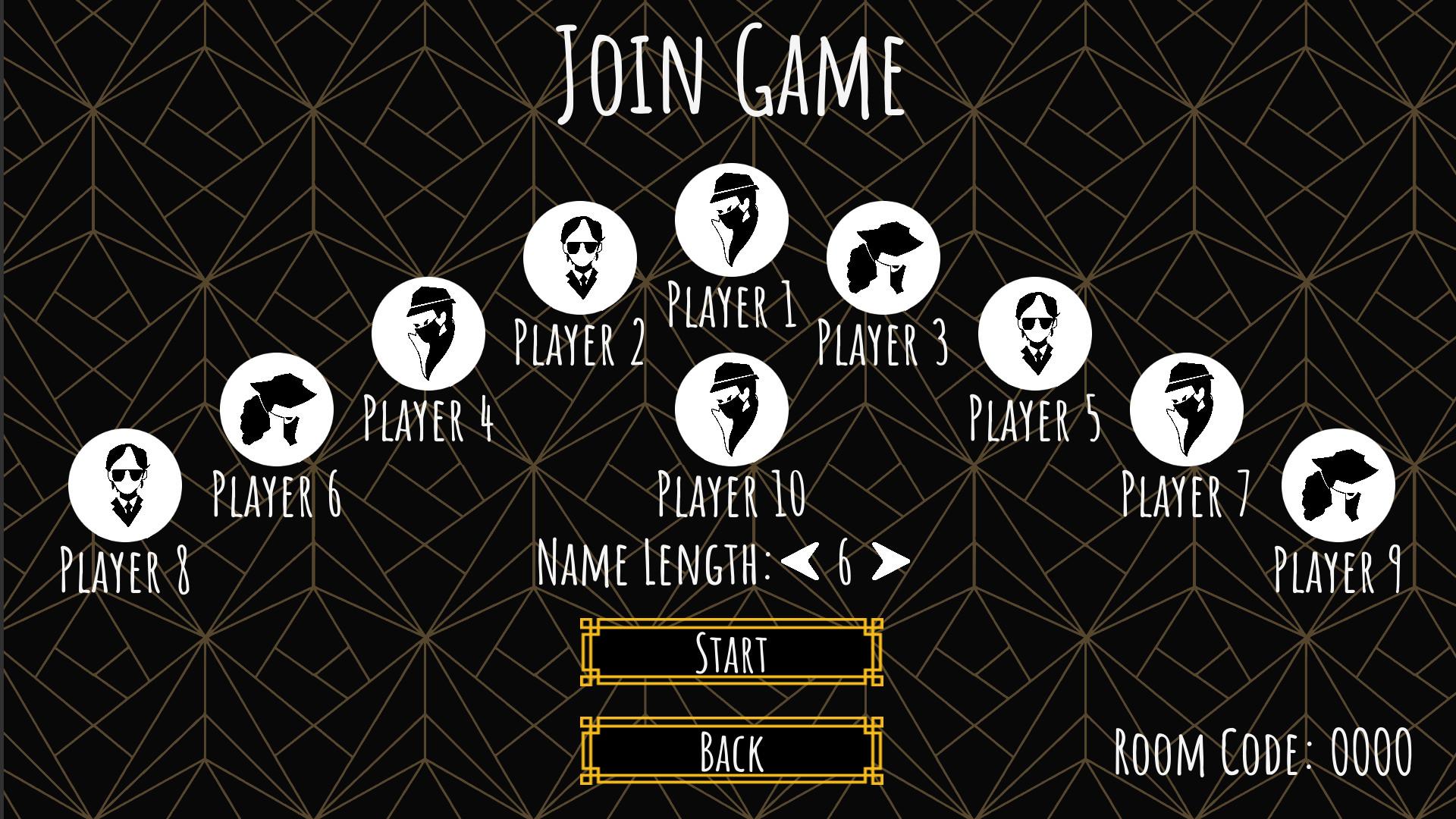 SpyNames screenshot