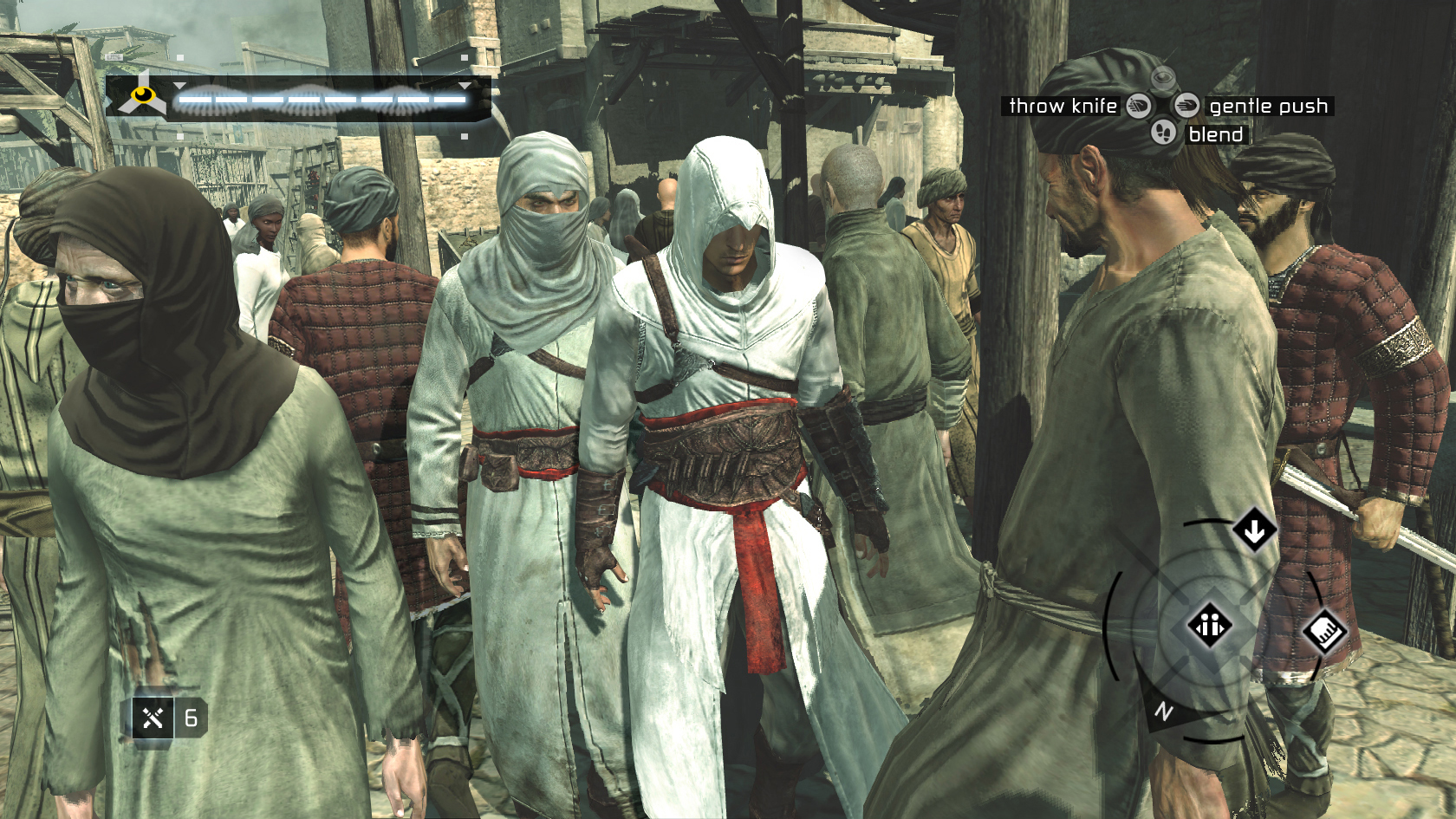 Assassin's Creed: Director's Cut Edition screenshot