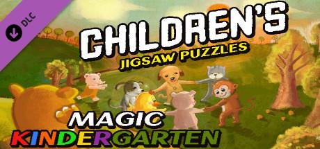 Children's Jigsaw Puzzles - Magic Kindergarten