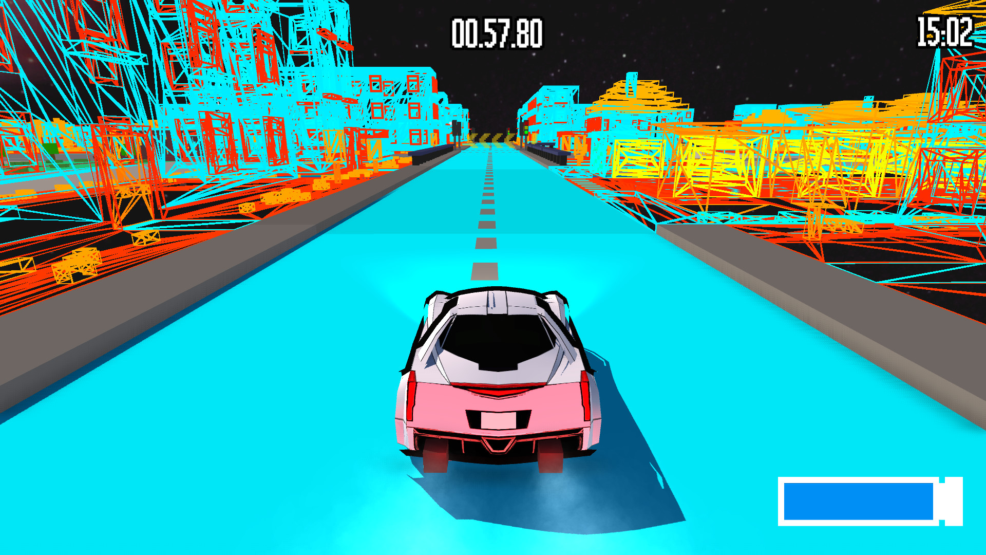 Vector Race screenshot