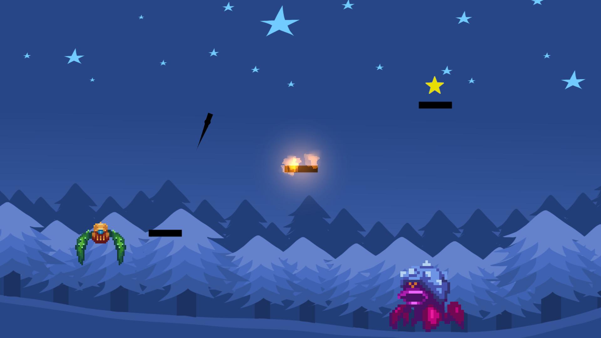 Dark spot screenshot