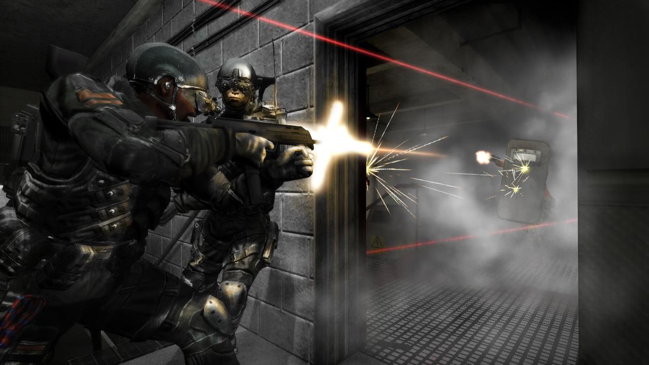 Tom Clancy's Rainbow Six Vegas 2 screenshot