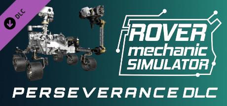 Rover Mechanic Simulator - Perseverance Rover DLC