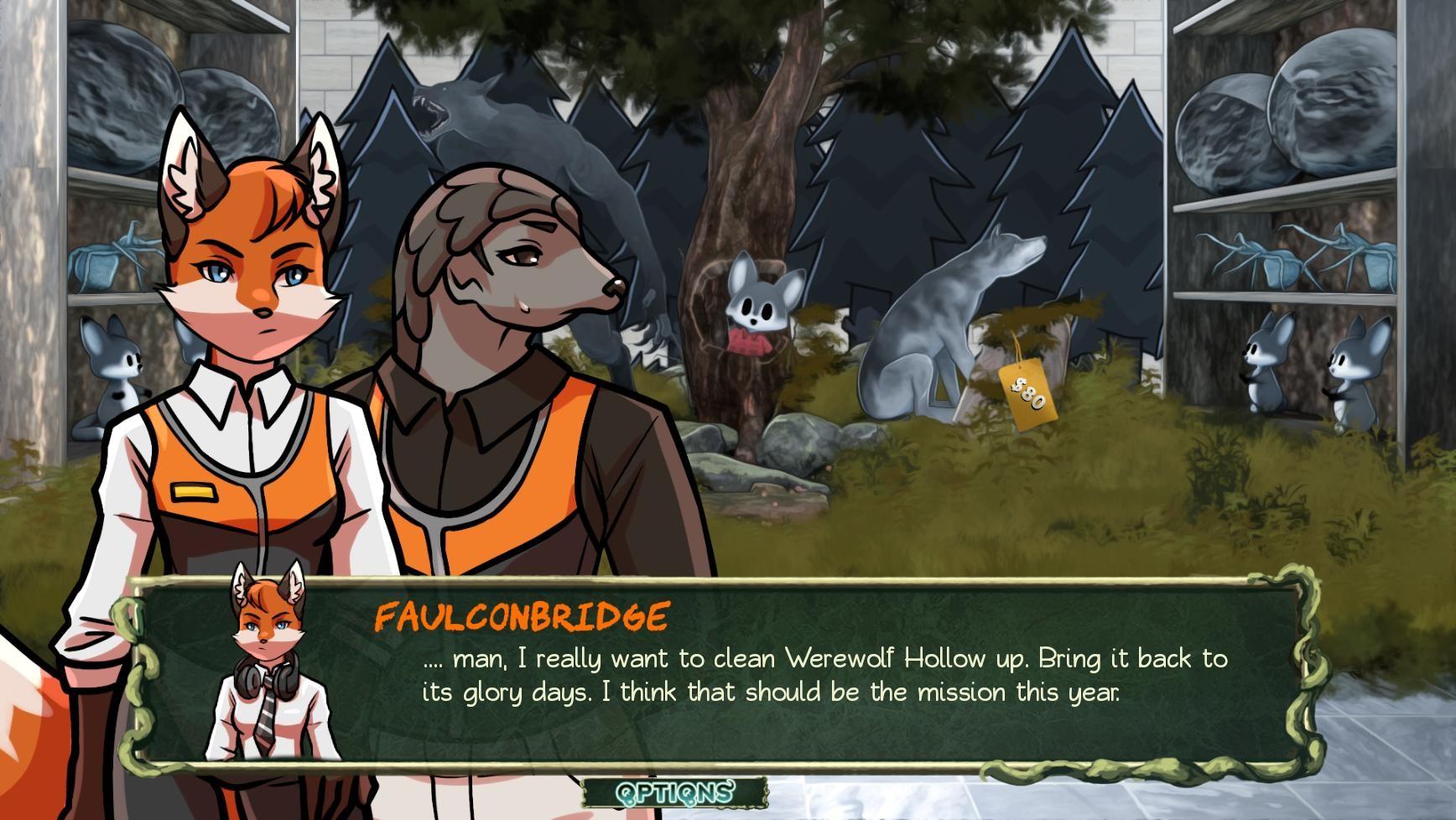 Furries & Scalies: Super Scary Halloween Spooky Times Part II screenshot