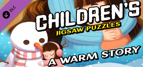 Children's Jigsaw Puzzles - A Warm Story