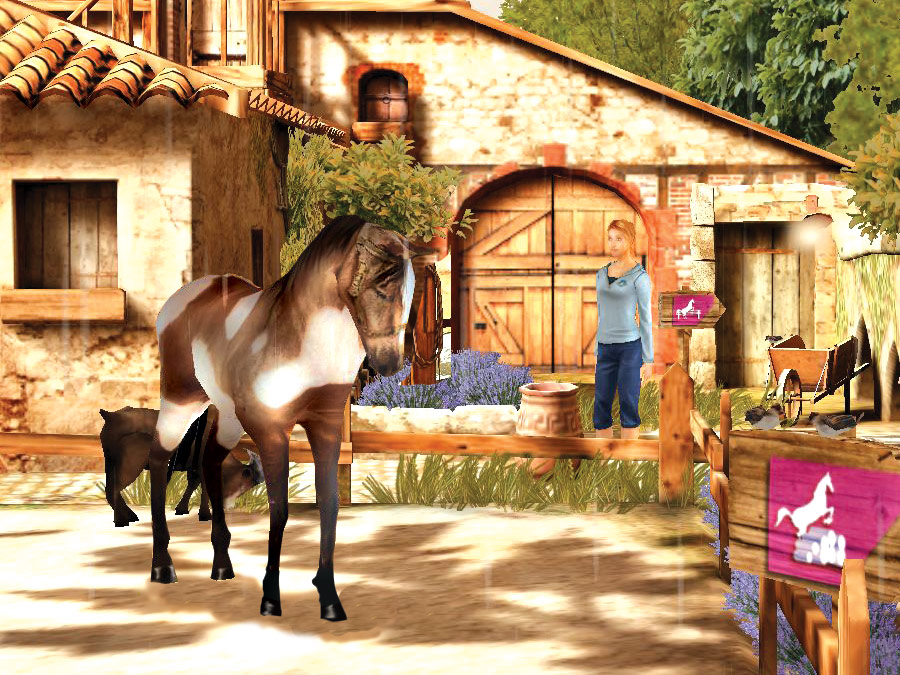 Petz Horsez 2 screenshot