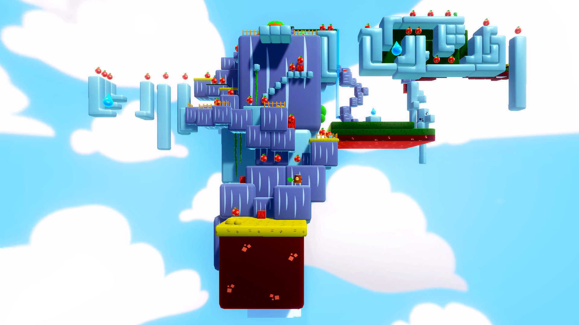 Woodle Deluxe screenshot