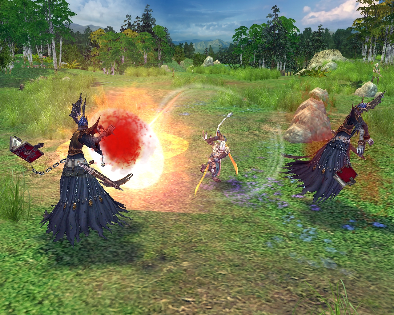 Heroes of Might & Magic V screenshot
