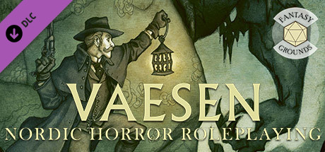 Fantasy Grounds - Vaesen - Nordic Horror Roleplaying