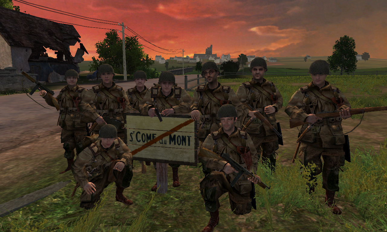Brothers in Arms: Road to Hill 30 Free Download image 3