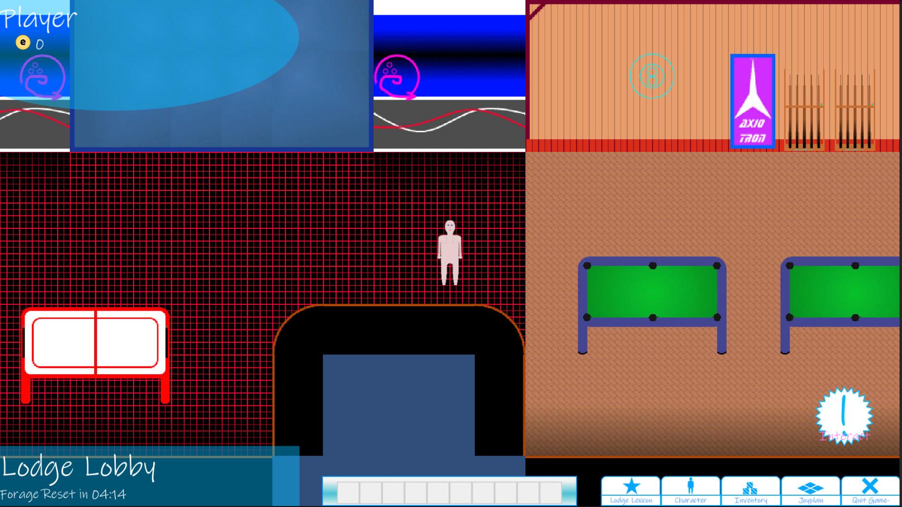 EPEJSODION Lodge screenshot