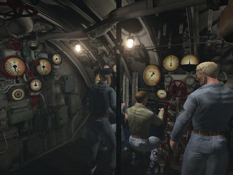 Silent Hunter III screenshot