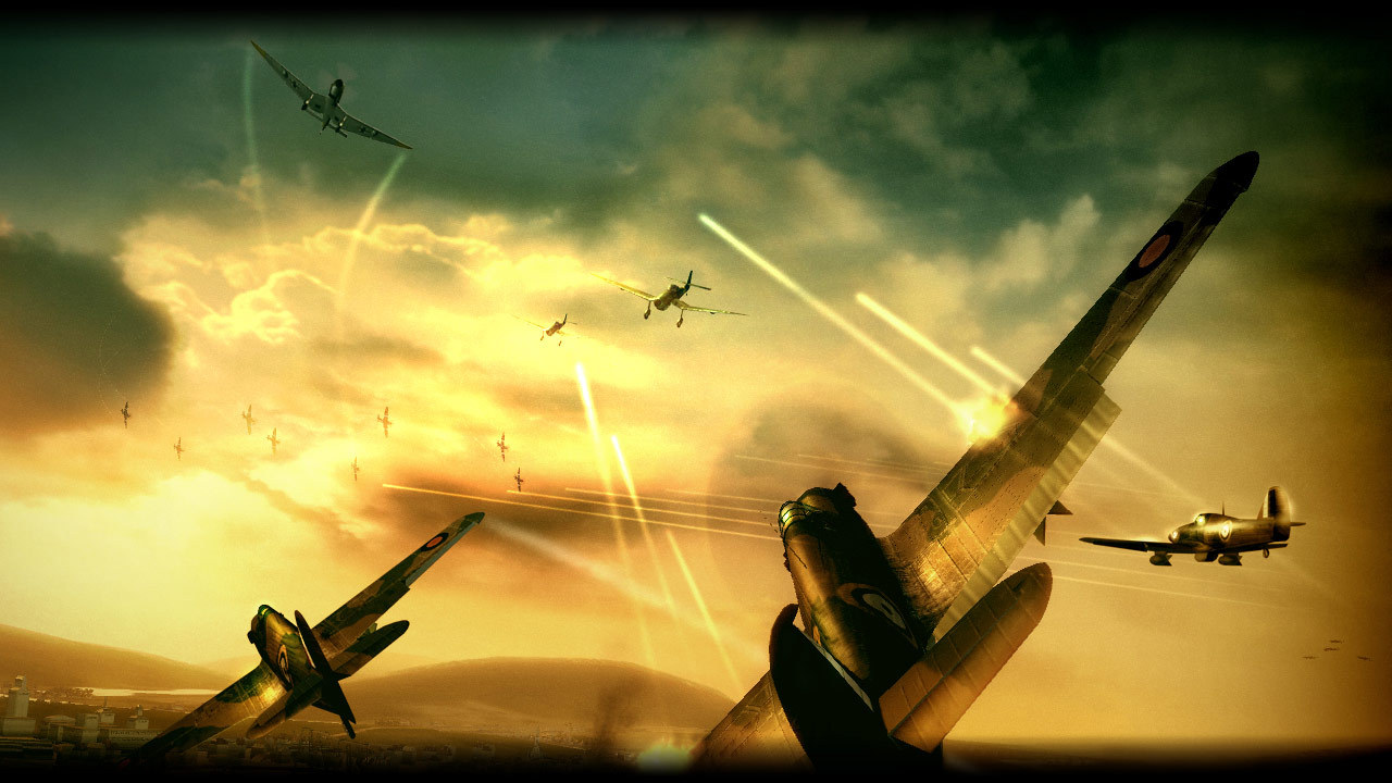 Blazing Angels: Squadrons of WWII Free Download image 1
