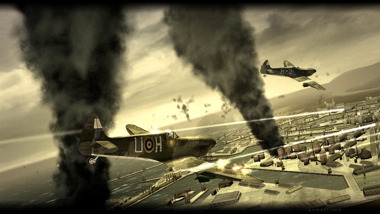 Blazing Angels: Squadrons of WWII Free Download image 2
