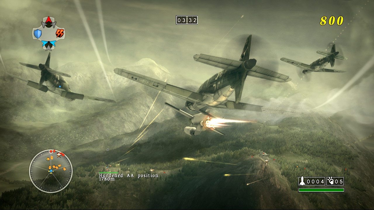 Blazing Angels 2 Secret Missions of WW2 Download PC