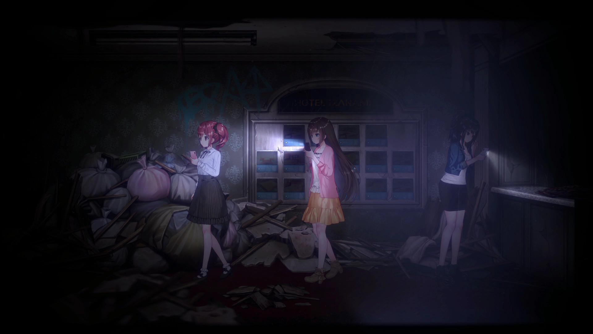 Livestream: Escape from Hotel Izanami screenshot