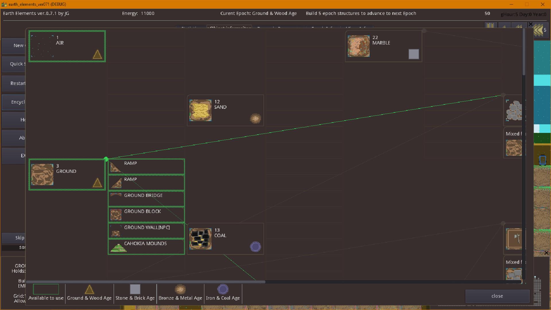 Earth Elements screenshot