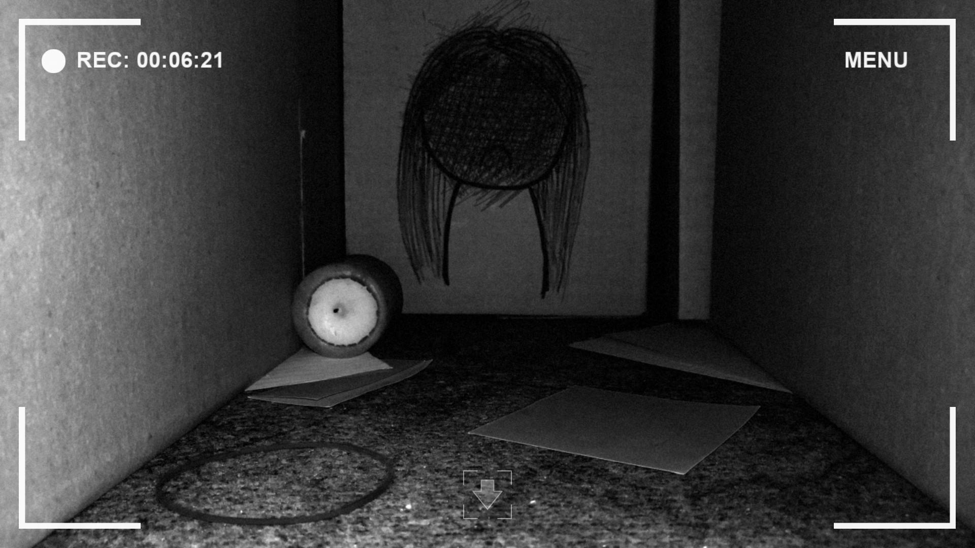 Darkness Under My Bed screenshot