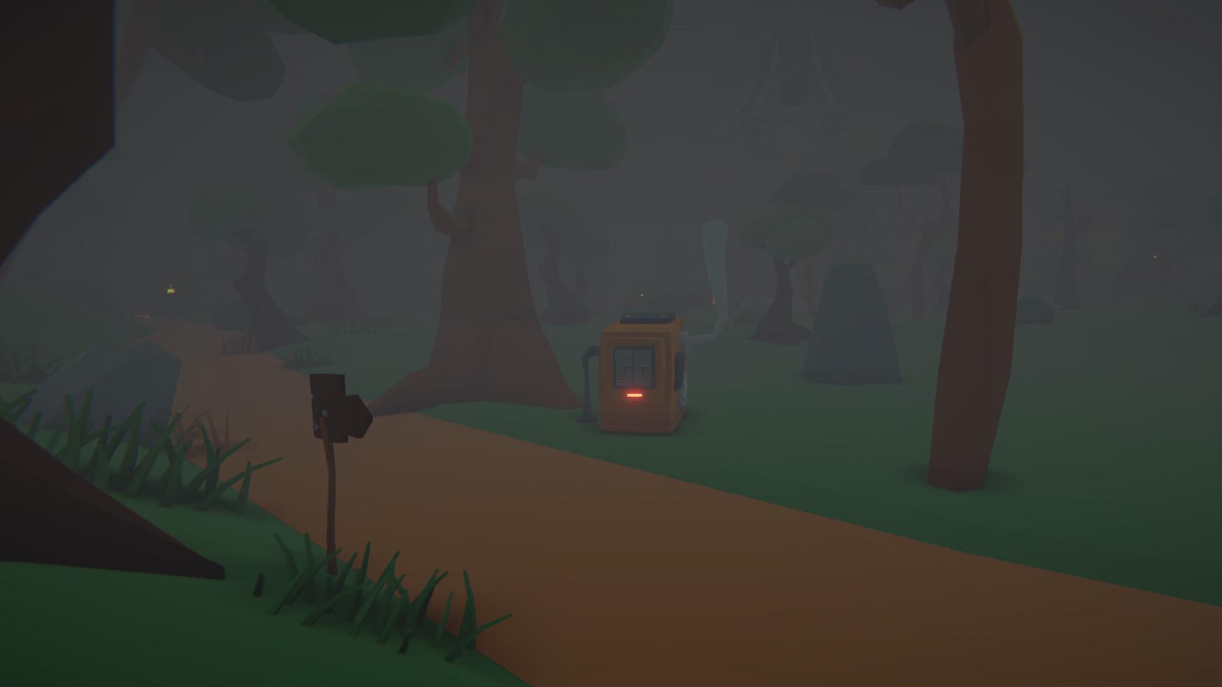 DREAMERS screenshot