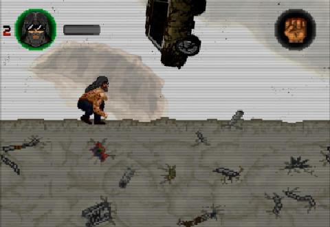 CHACAL screenshot