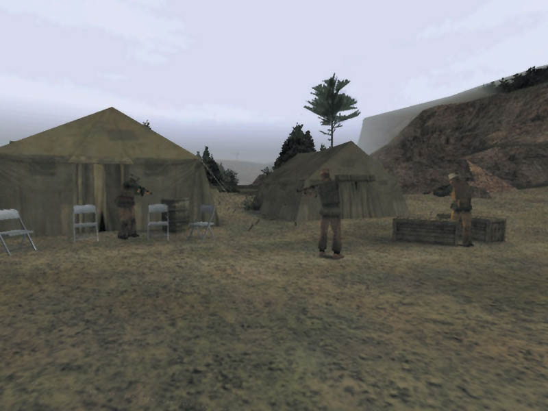 Tom Clancy's Ghost Recon screenshot