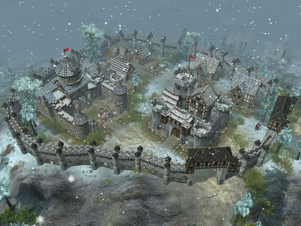 The Settlers: Heritage of Kings screenshot 3