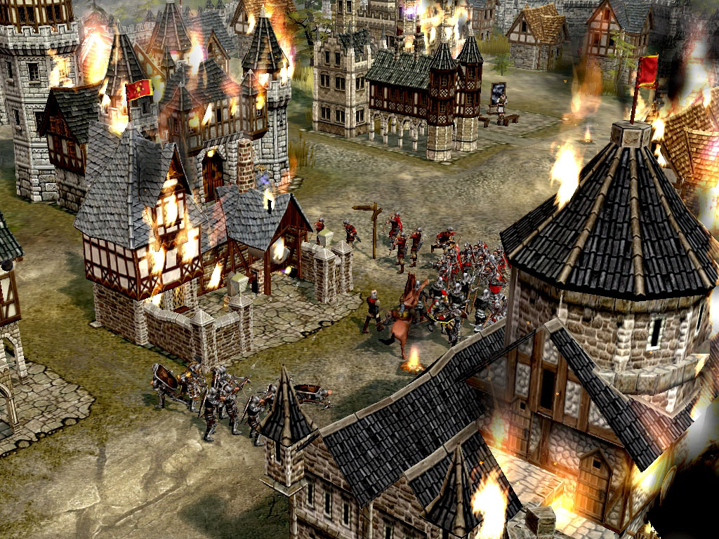 The Settlers: Heritage of Kings screenshot