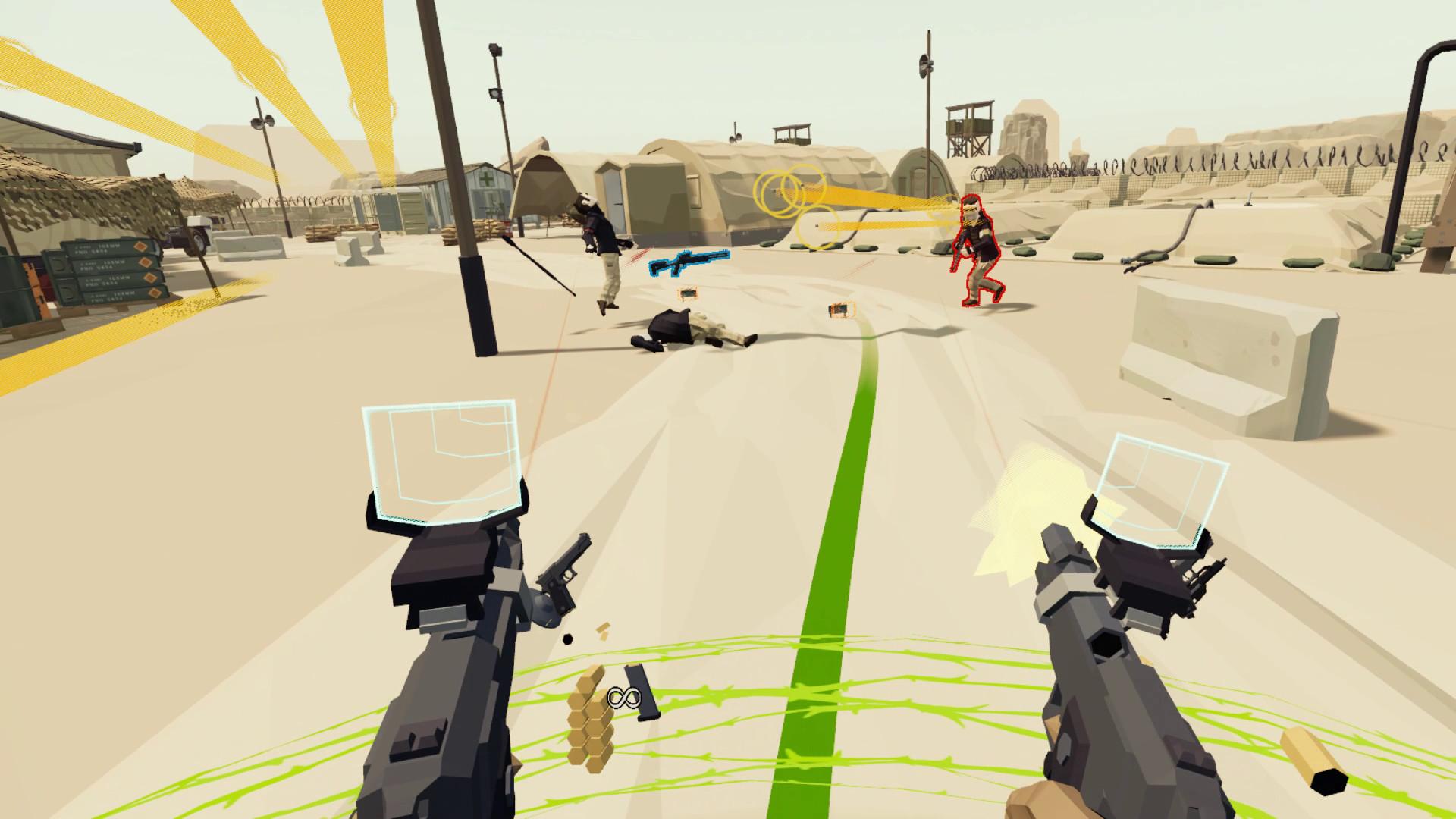 HeadCount screenshot