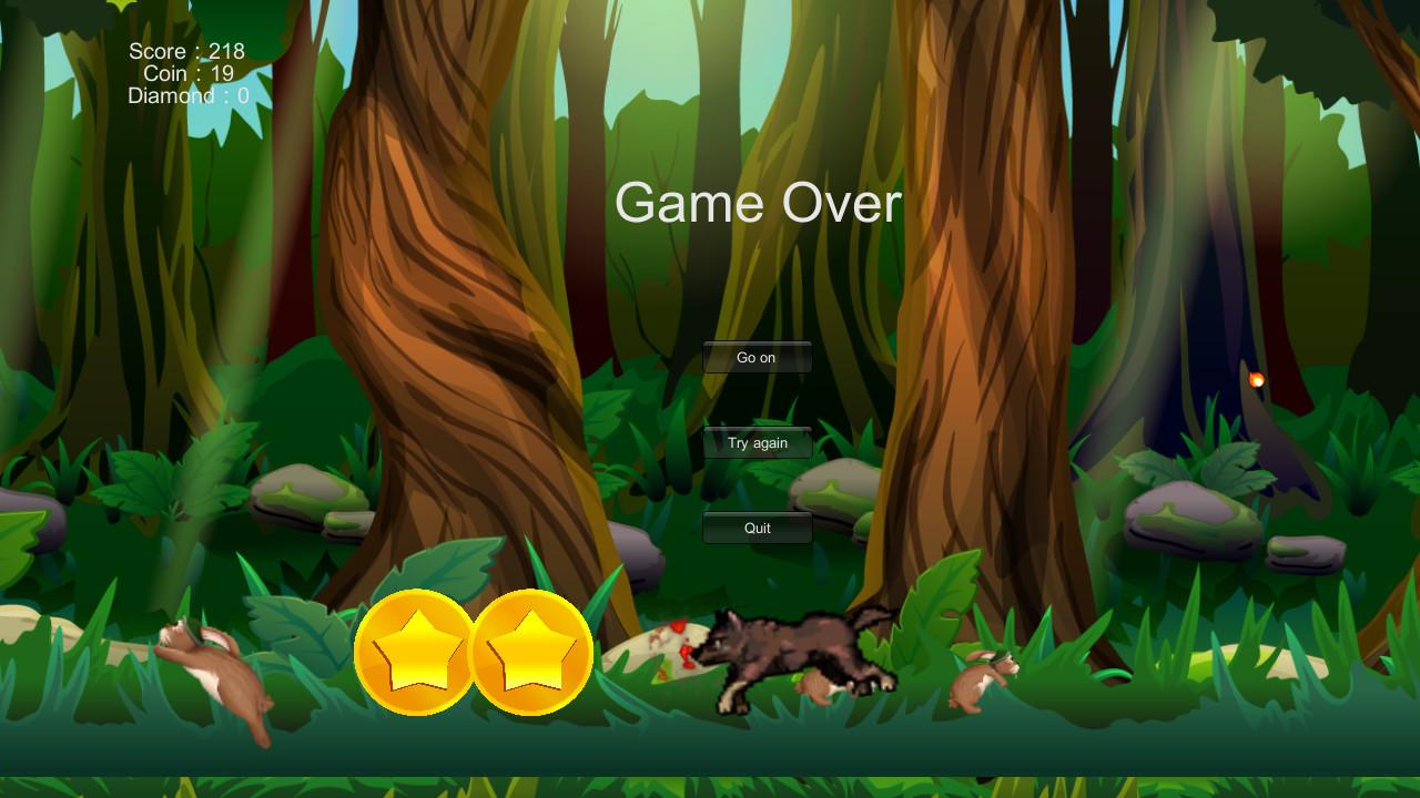 Hunter 1 screenshot