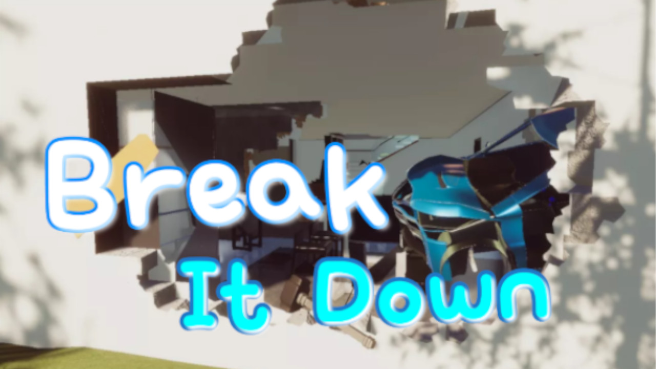 Break It Down screenshot