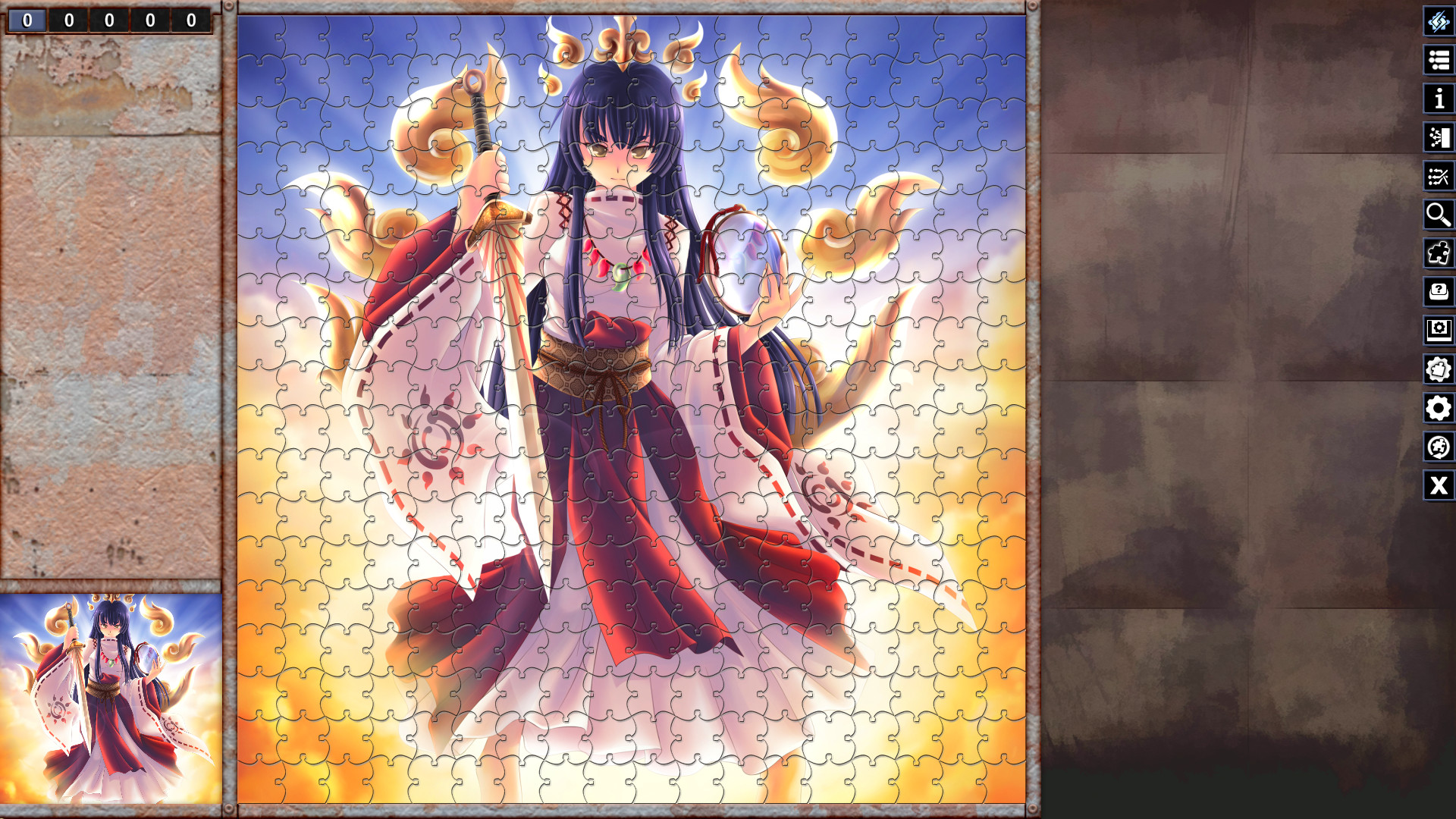 Pixel Puzzles Illustrations & Anime - Jigsaw Pack: Variety Pack 1 screenshot