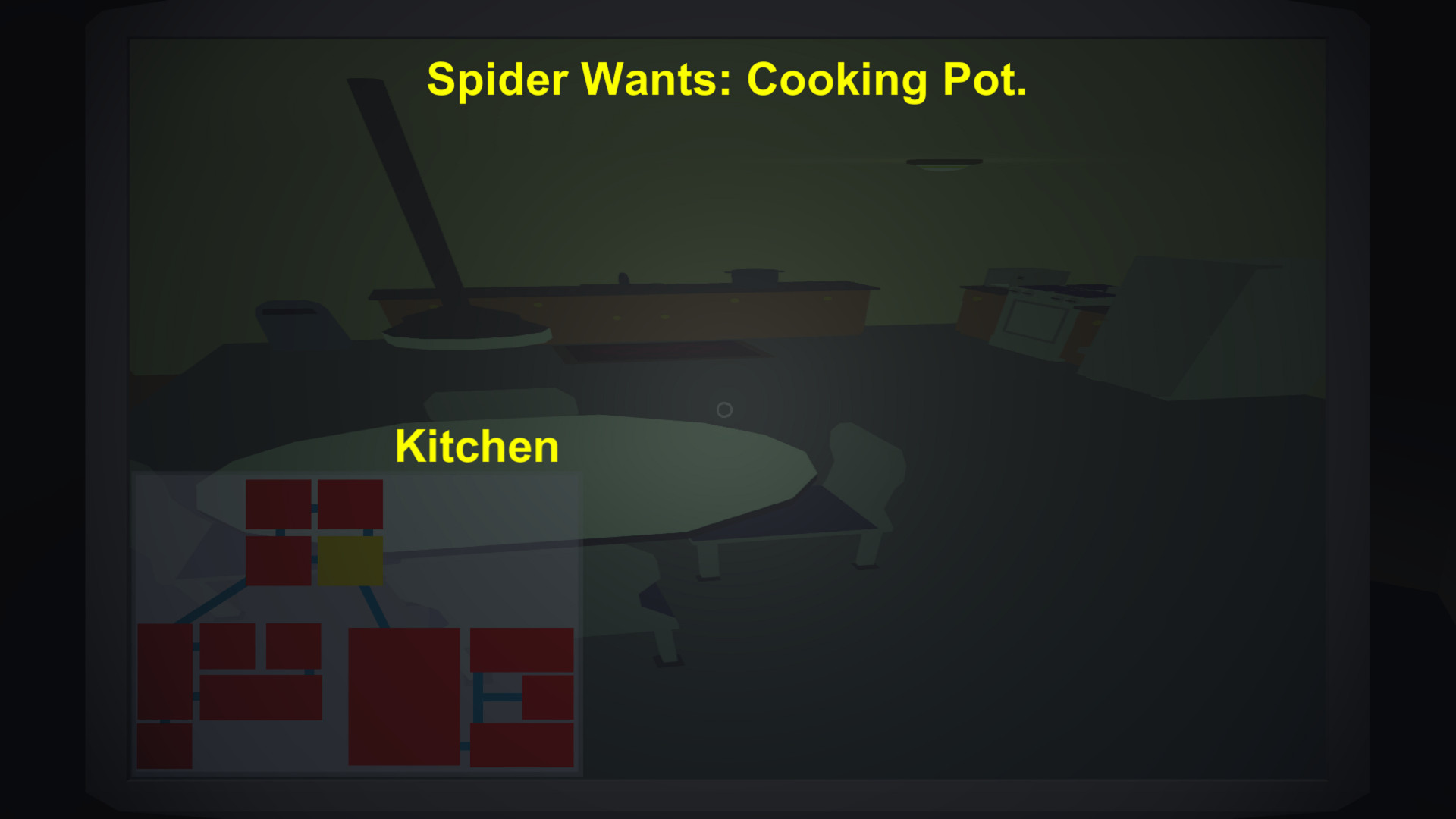 Appease the Spider screenshot