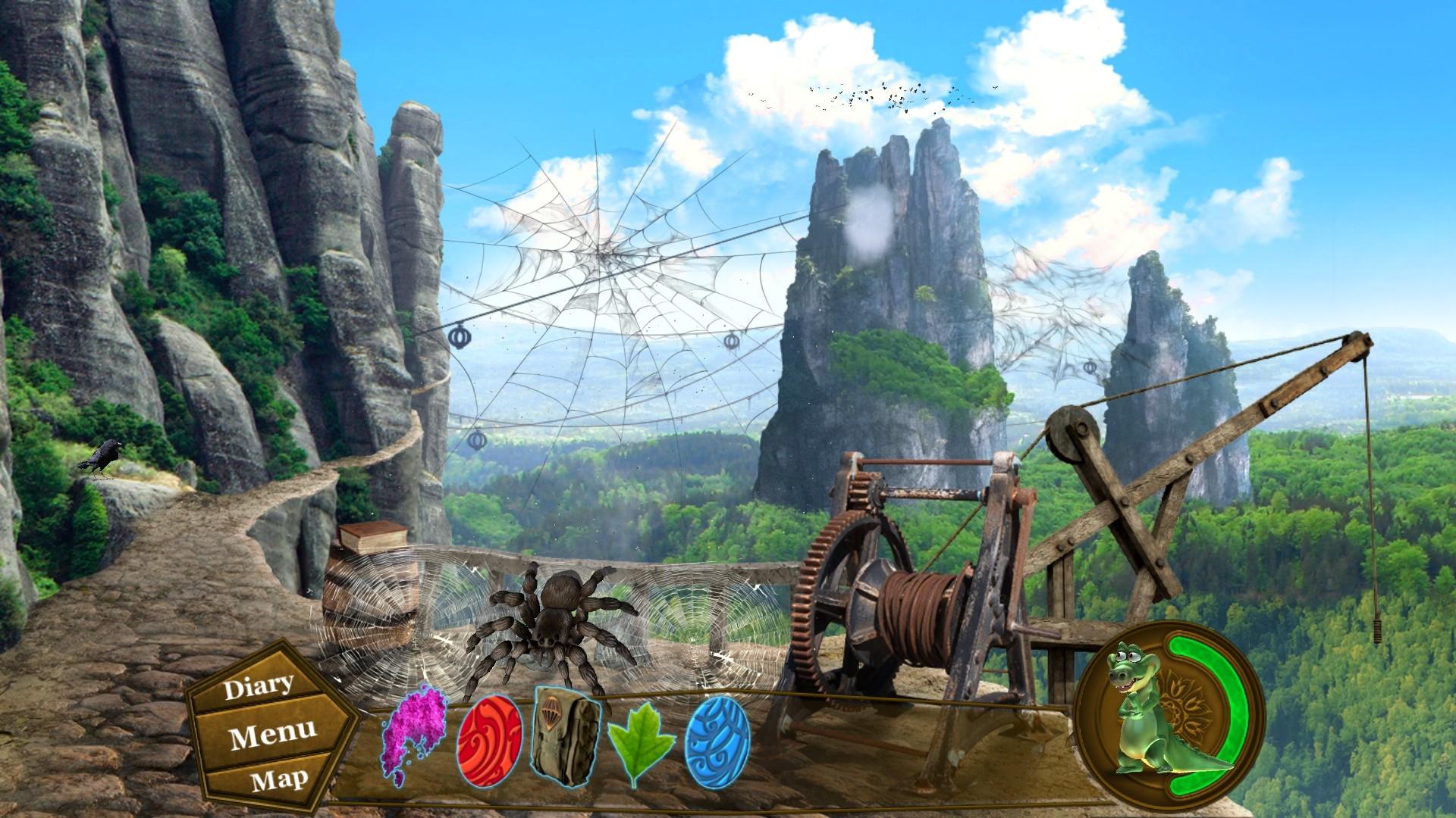 Legacy - Witch Island 3 screenshot