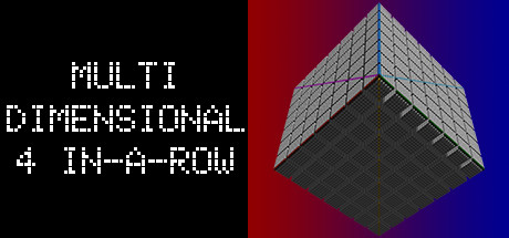 MultiDimensional 4-in-a-row