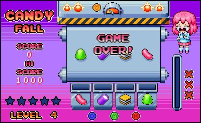 Candy Fall screenshot