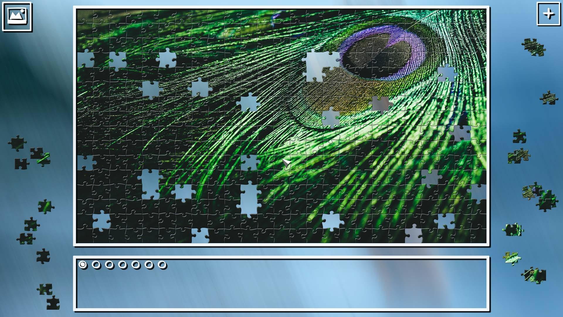 Super Jigsaw Puzzle: Generations - Second Anniversary screenshot