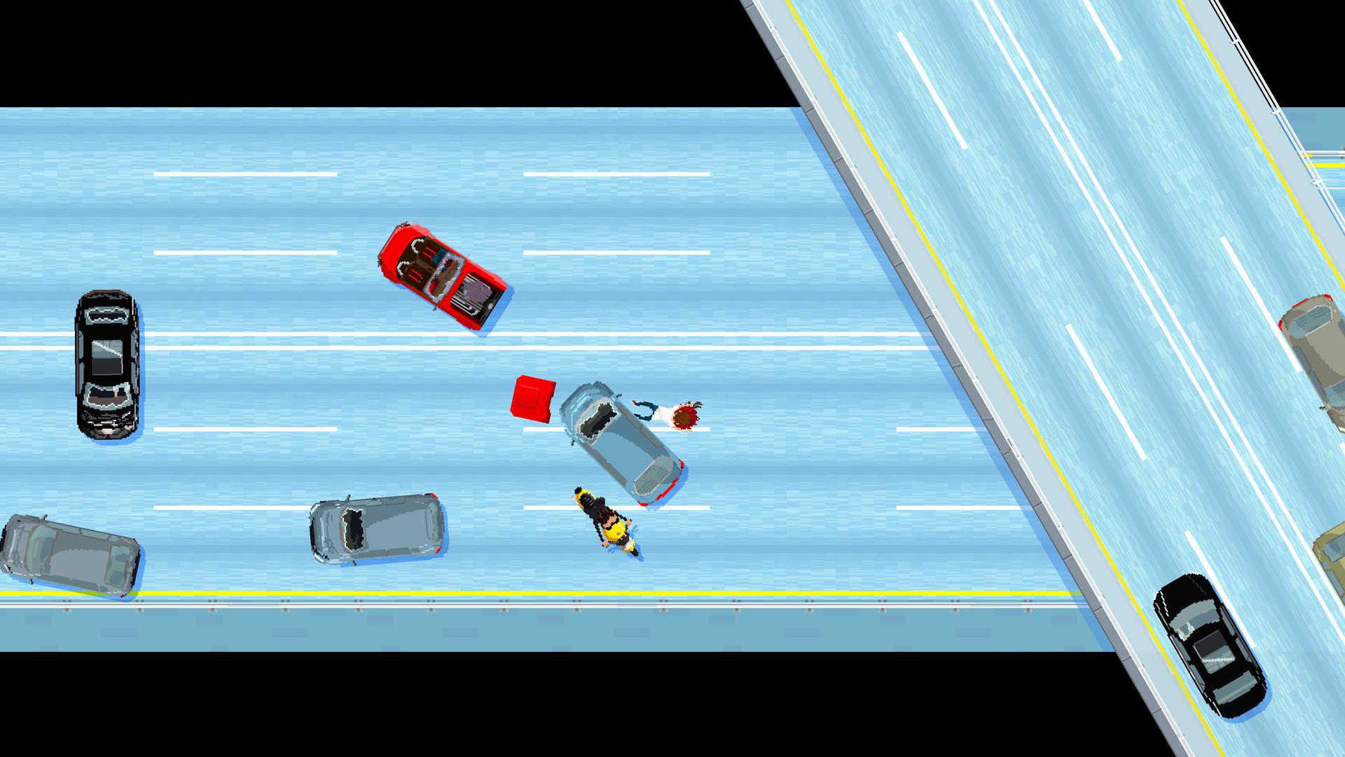 Speed Limit Soundtrack screenshot