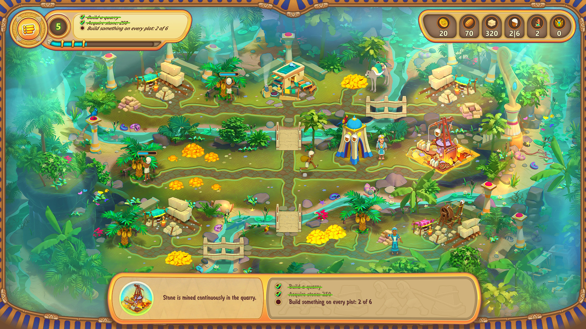 The Great Empire: Relic of Egypt screenshot