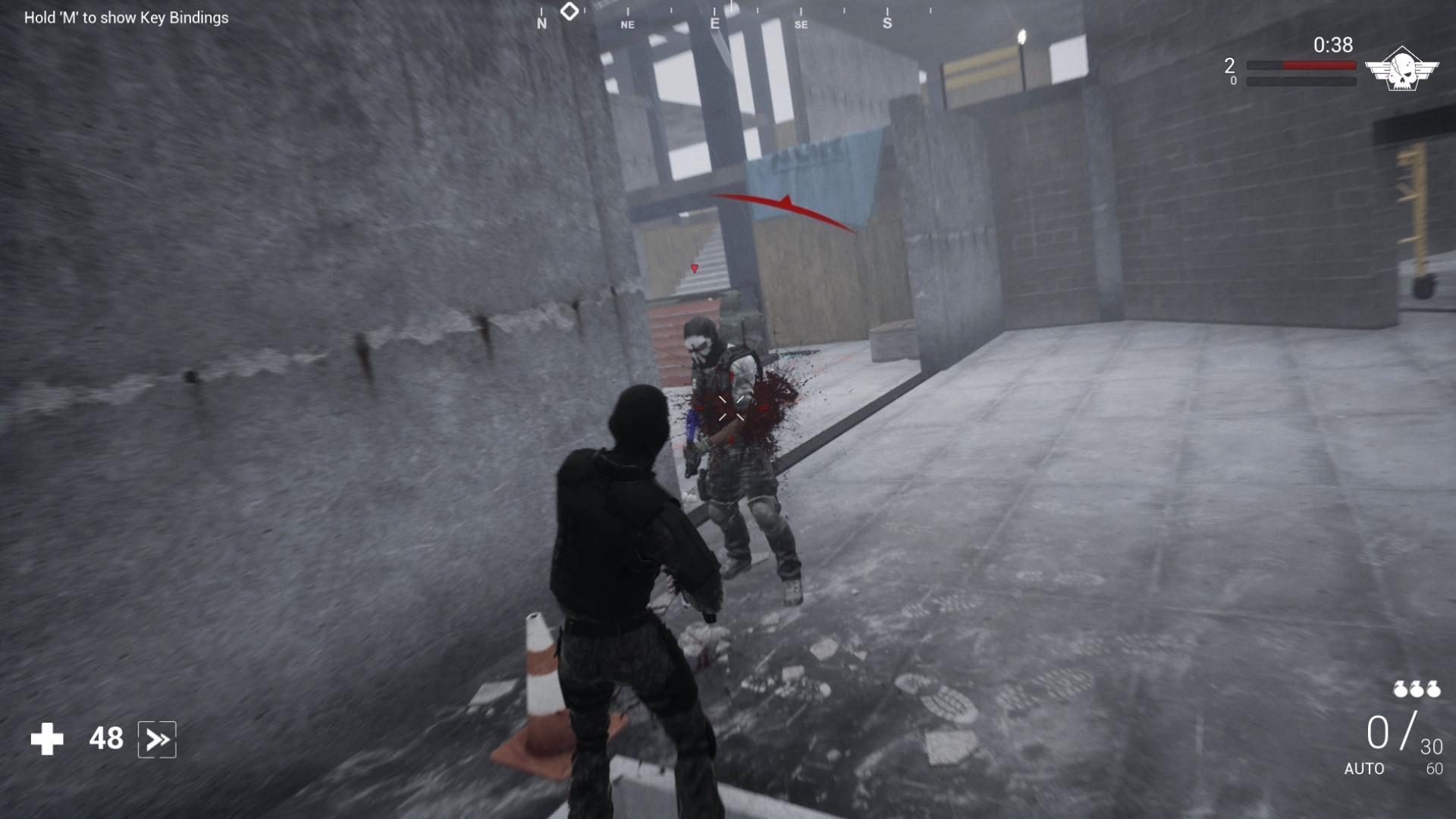 Commandos Pro Simulator screenshot