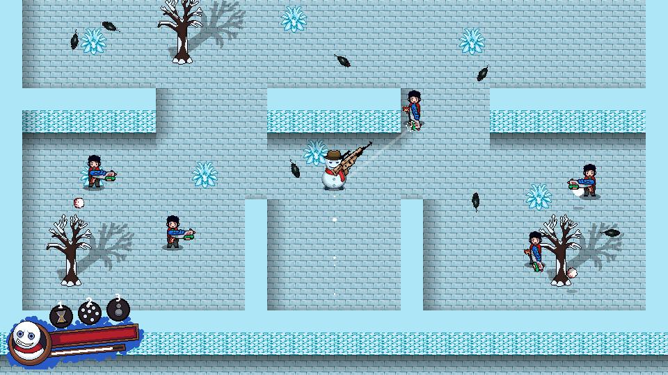 Snow Wars screenshot