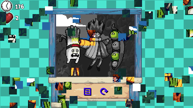 Elder Puzzle screenshot