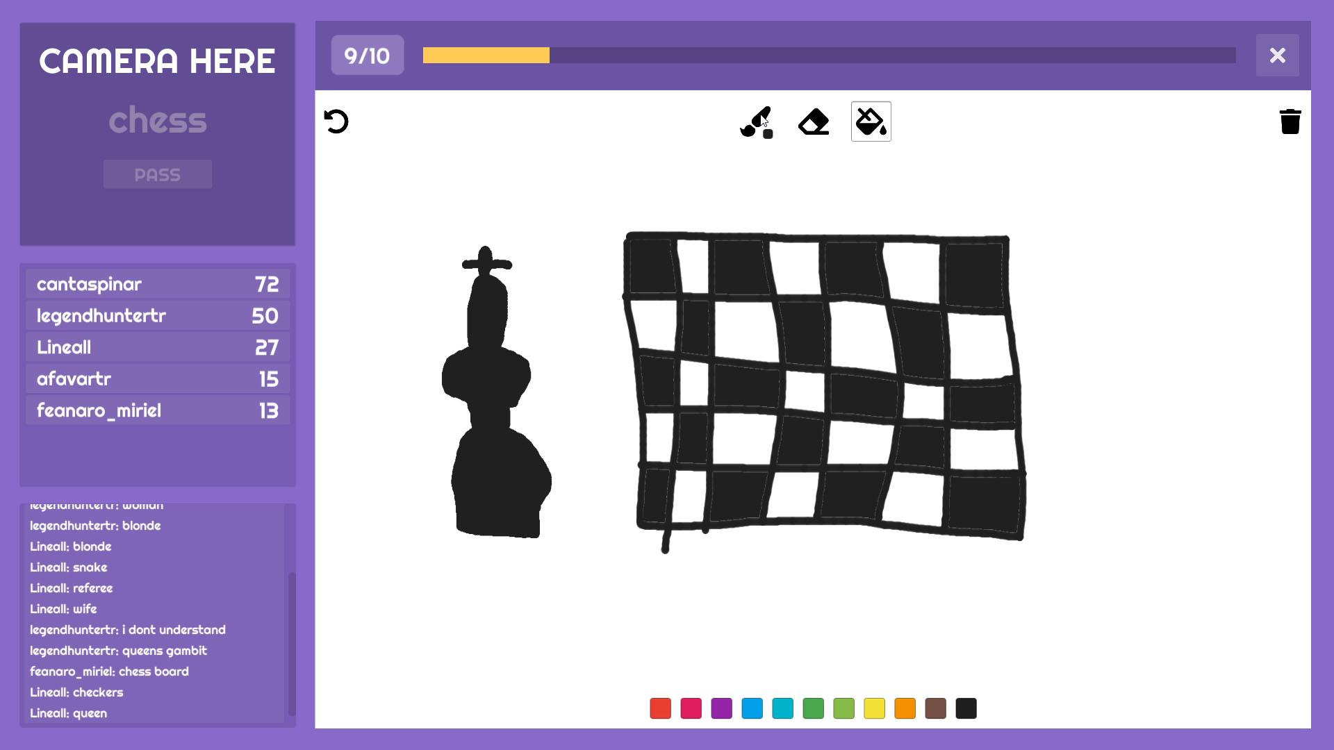 Drawy screenshot