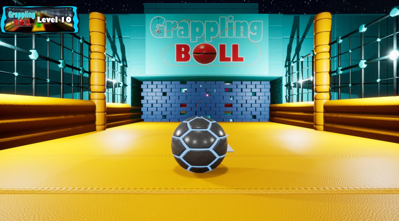 Grappling Ball screenshot