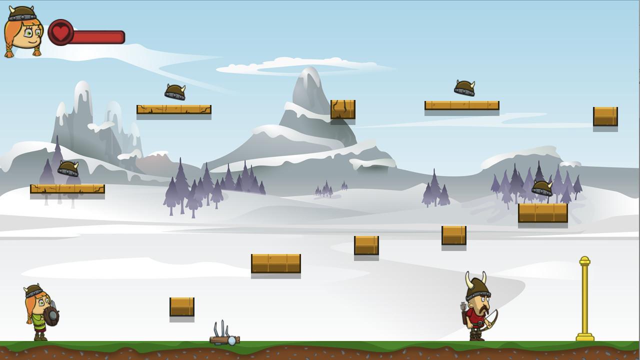 Viking Story screenshot