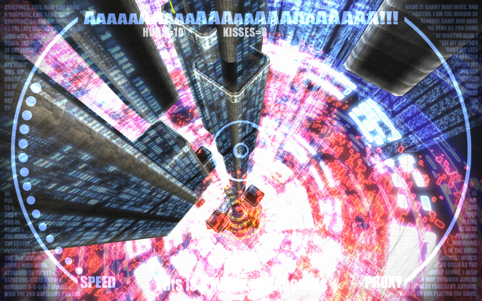 AaAaAA!!! - A Reckless Disregard for Gravity screenshot