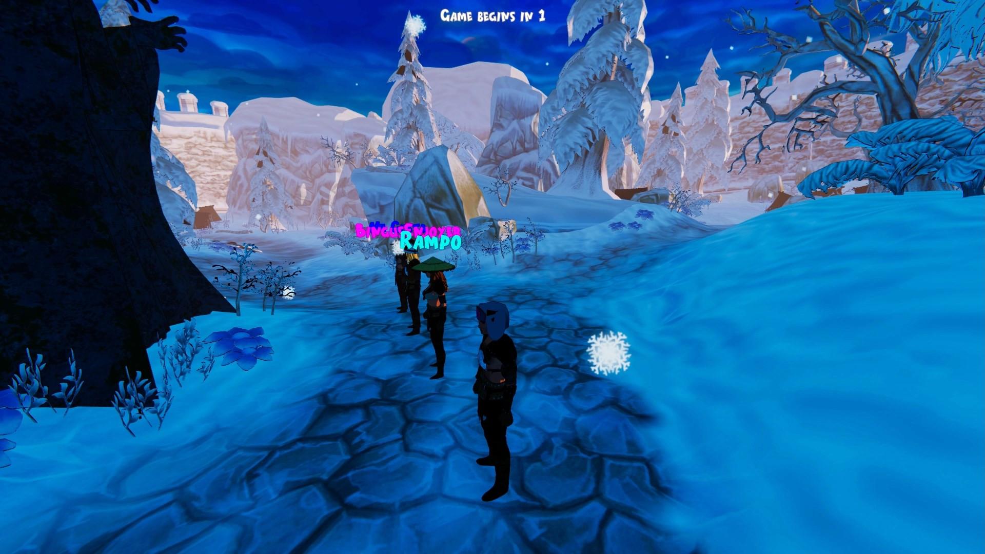 Nightfall - Supporter Hat Pack 1 screenshot