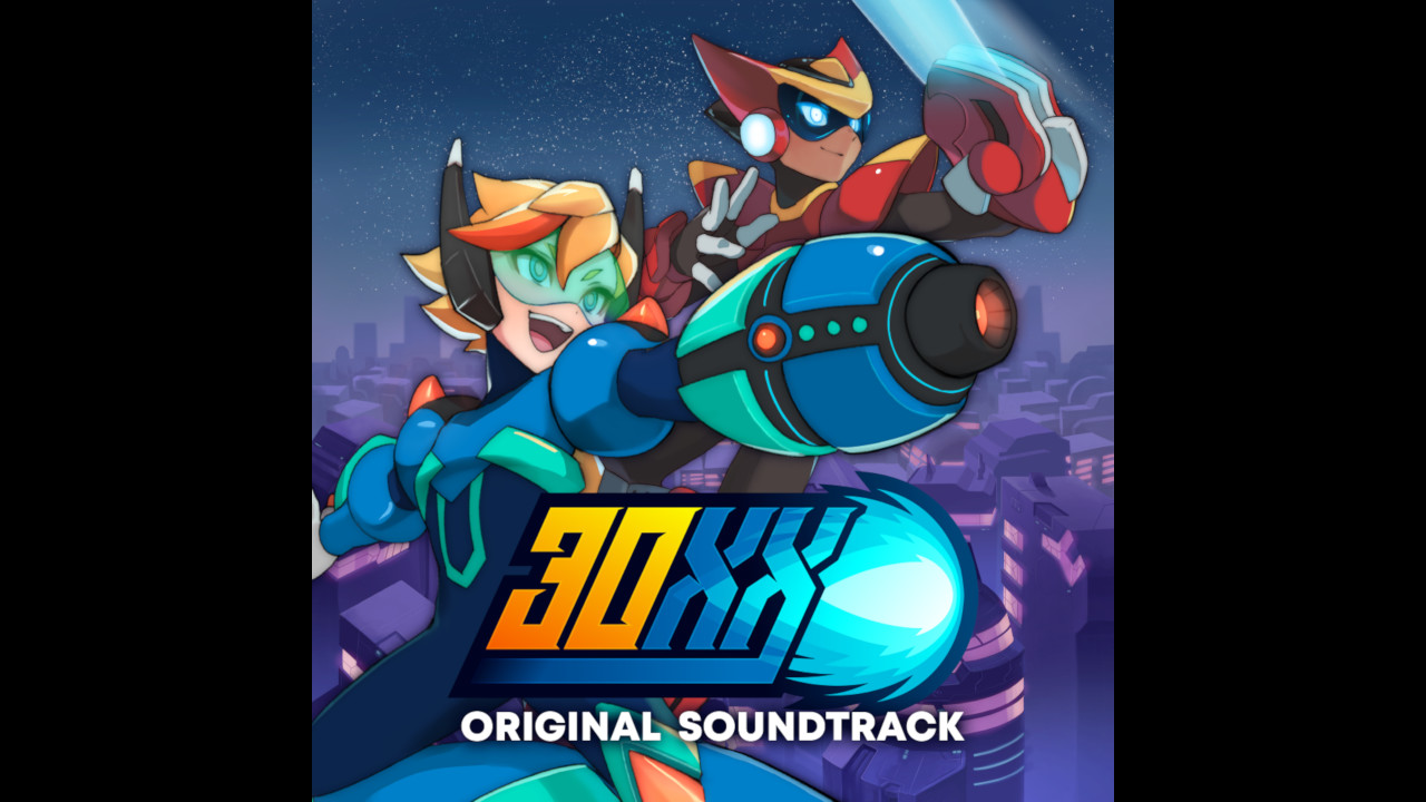30XX Original Soundtrack screenshot