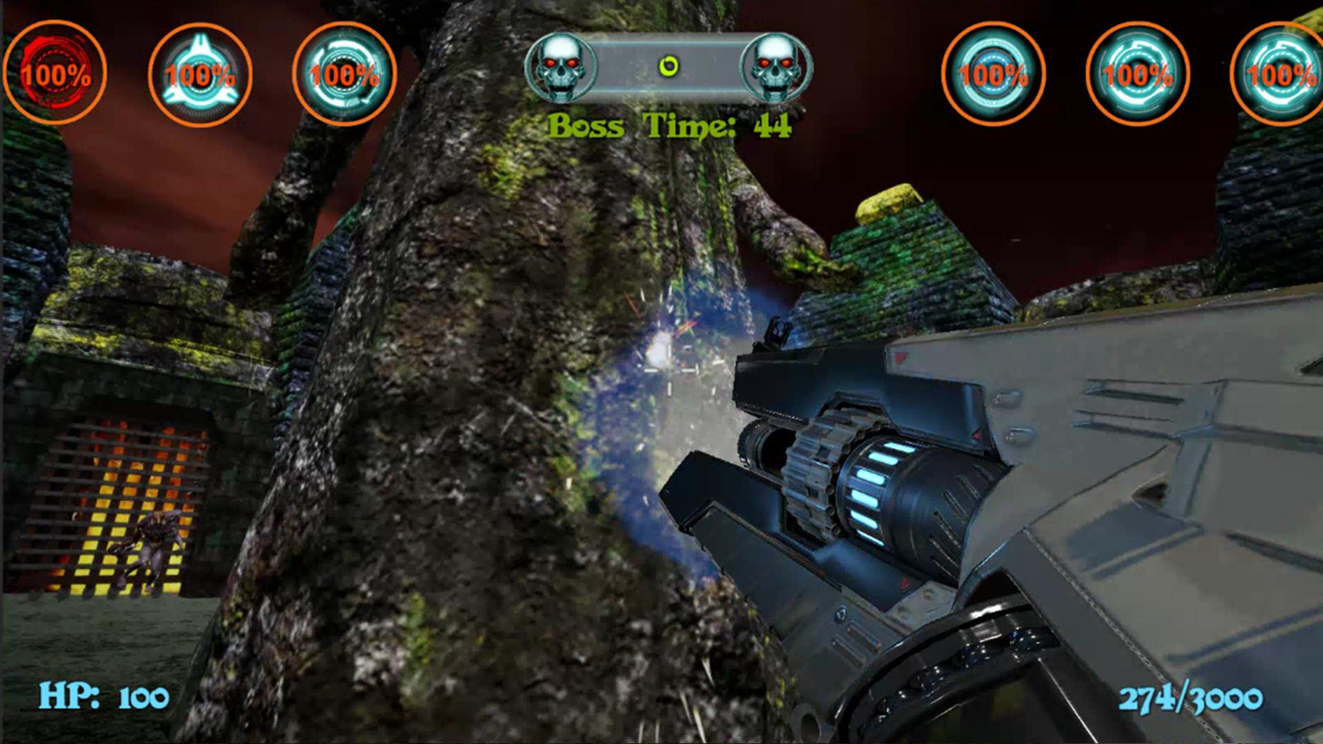 Galaxy Arena screenshot